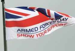armed forces day bedford 2019