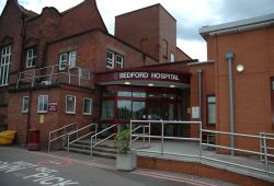 urgent treatment centre bedford